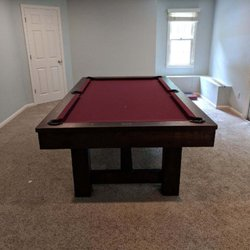 All Pro Billiards Pool Table Mover And Services Photos Pool - Pool table movers ri