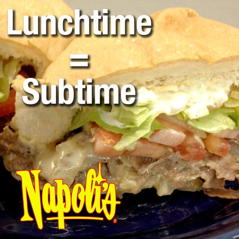 Napoli's Pizza: 102 Nicollette Rd, Mineral Wells, WV
