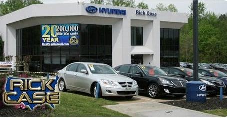 Rick Case Hyundai 11446 Alpharetta Highway Roswell, GA Auto Dealers    MapQuest