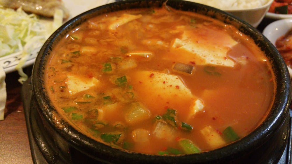 Kimchee Korean Restaurant: 1939 Woodruff Rd, Greenville, SC