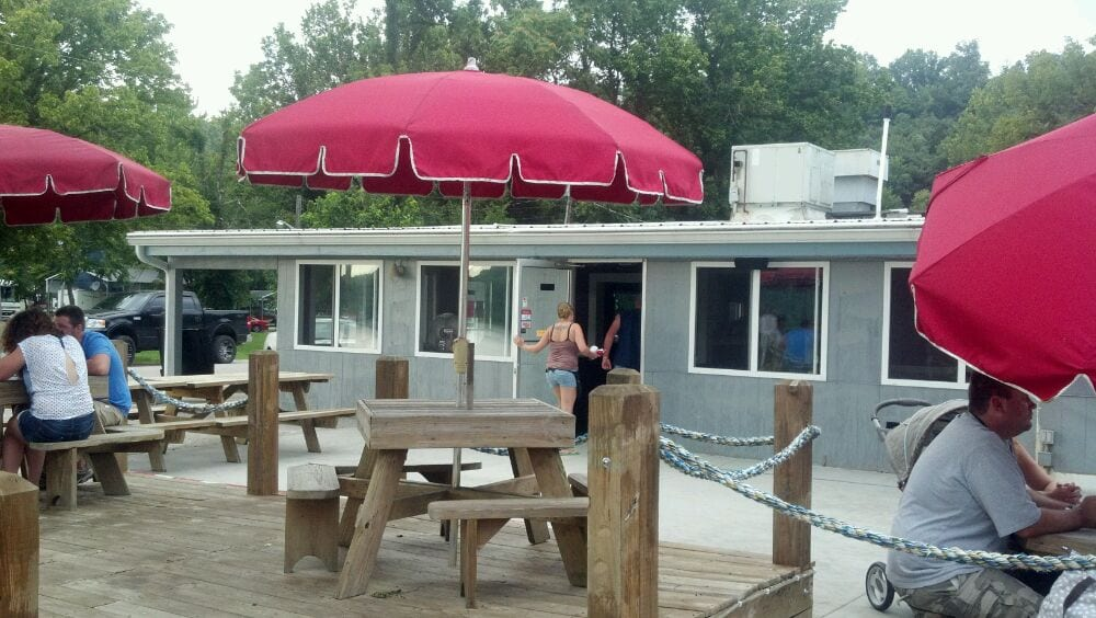 Dock Restaurant: 764 S Nelson St, Leavenworth, IN