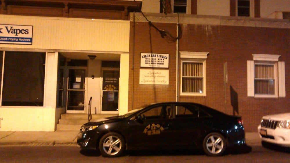 Nyack Car Service: Nyack, NY