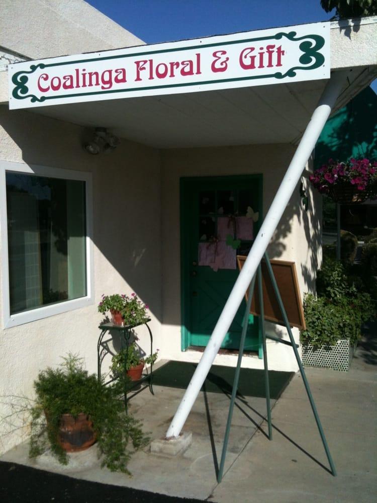 Coalinga Floral: 450 N 5th St, Coalinga, CA