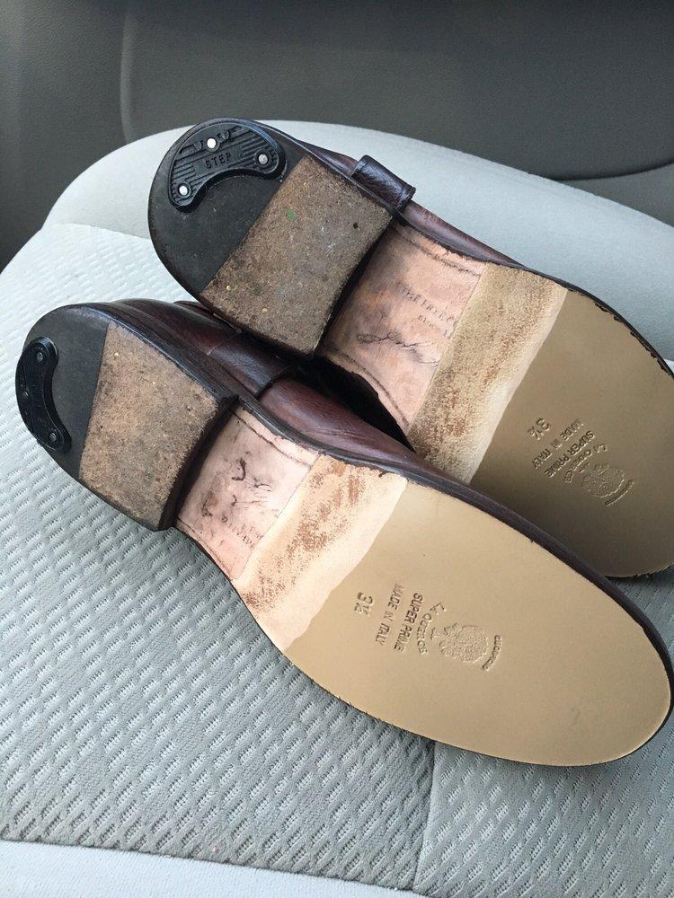 Frye Shoe Repair