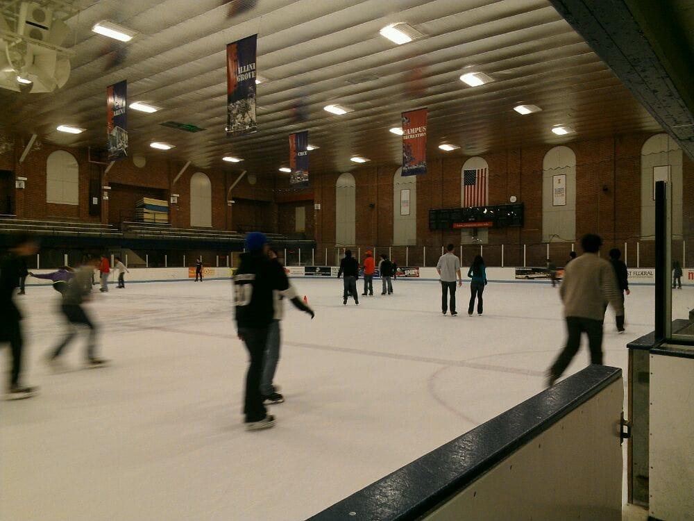 Ice Arena: 406 E Armory Ave, Champaign, IL