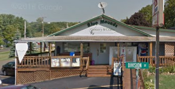 Blue Mounds Grocery & Crafts: 11024 Division St, Blue Mounds, WI