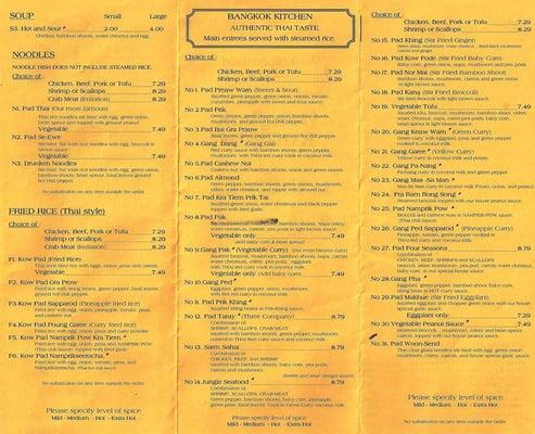 Captivating Bangkok Kitchen 34731 Grand River Ave Farmington, MI Restaurants   MapQuest