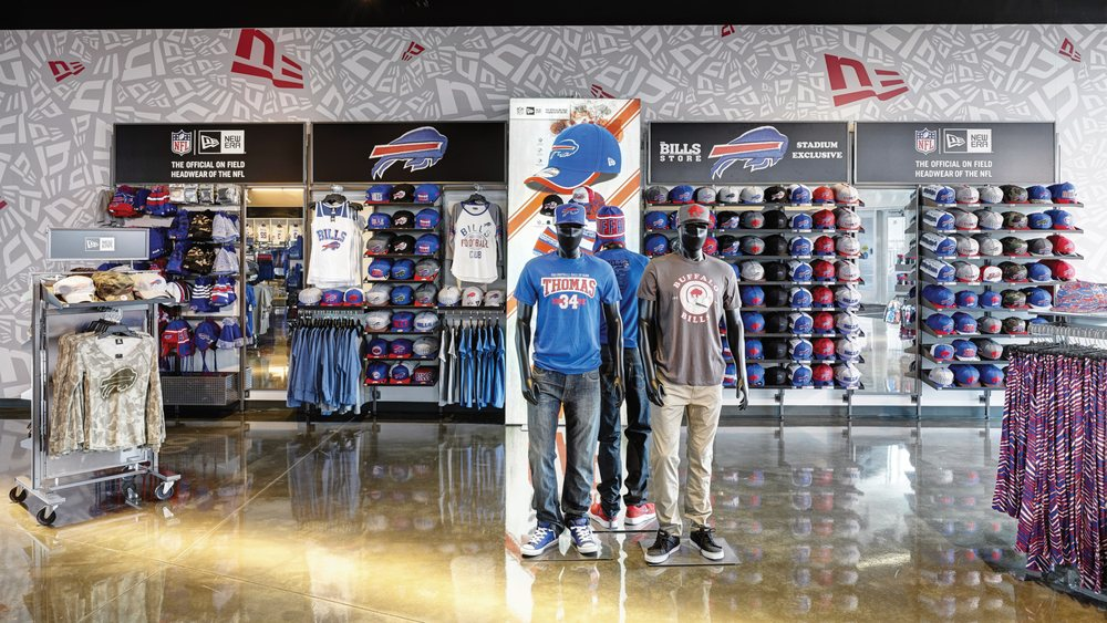 The Bills Store: 1 Bills Drive, Orchard Park, NY