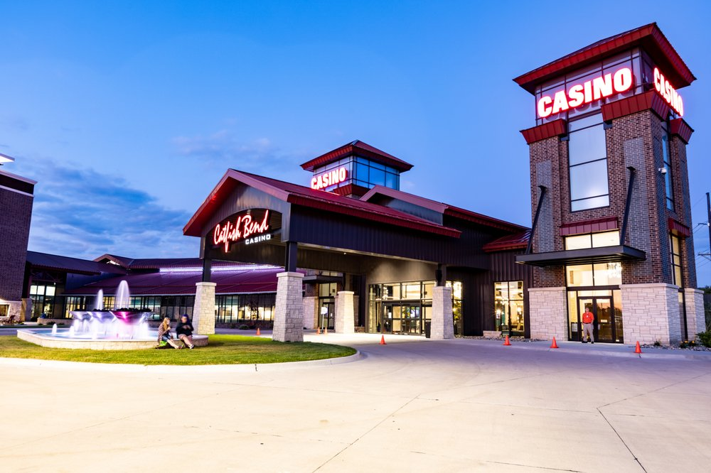 Catfish Bend Casino: 3001 Winegard Dr, Burlington, IA