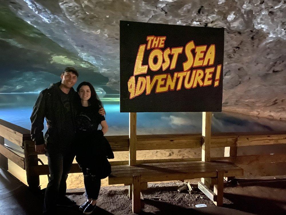 The Lost Sea Adventure: 140 Lost Sea Rd, Sweetwater, TN