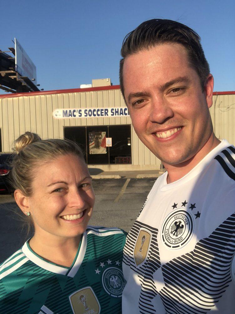 MacS Soccer Shack: 10309 E 61st St, Tulsa, OK