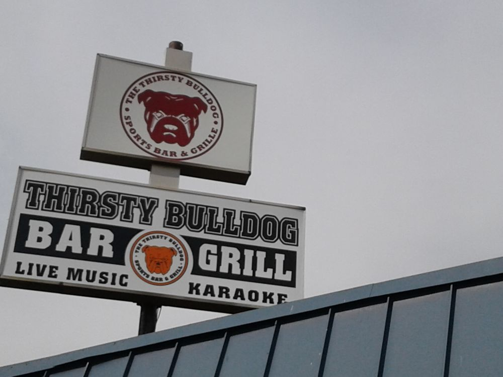 Thirsty Bulldog Sports Bar & Grill: 3386 Chichester Ave, Boothwyn, PA