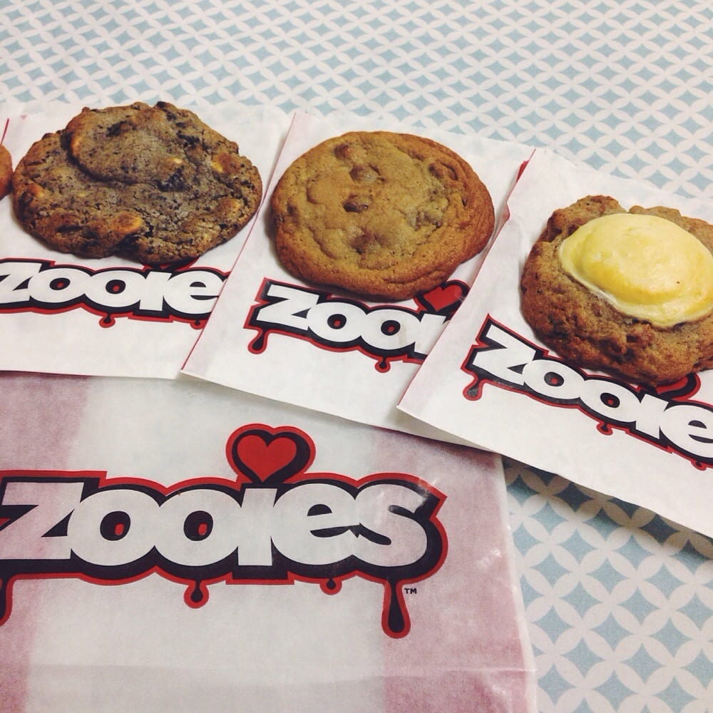 Zooies Cookies And Ice Cream Closed 66 Photos 37 Reviews Bakeries 3010 Market St San Diego Ca Phone Number Yelp