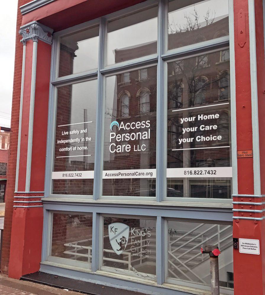 Access Personal Care: 311 Delaware St, Kansas City, MO