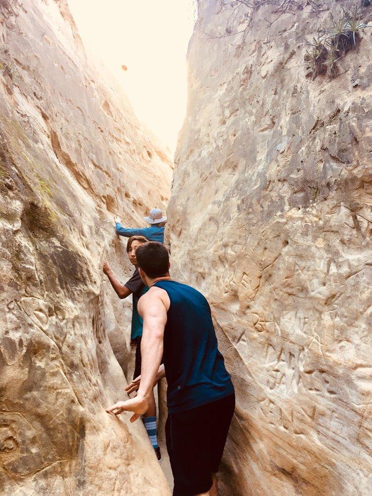 安妮的峡谷步道
