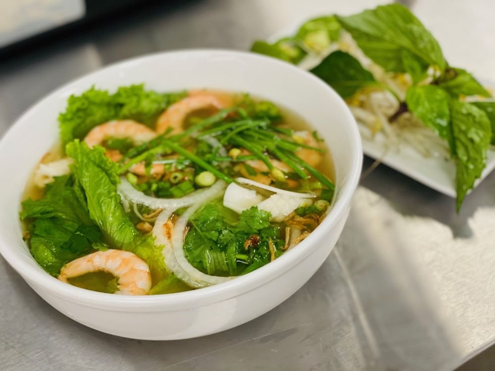 Food from Pho 79 Bistro