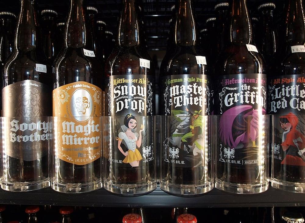 Hugos Colorado Beer Spirits