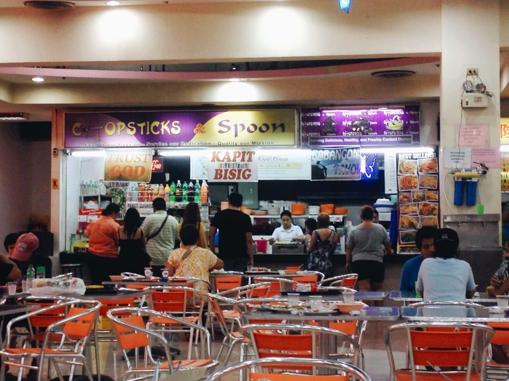 Qb Food Court Menu