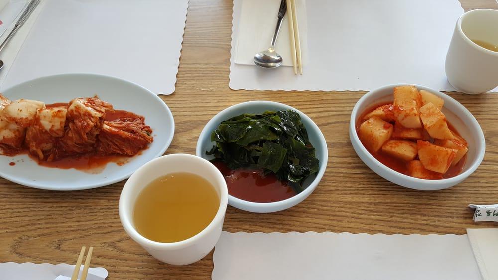 Jang mo gip 104 foto e 109 recensioni cucina coreana for Cucina coreana