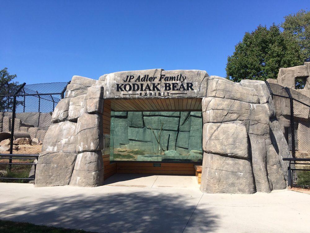 Wildwood  Zoo: 608 W 17th St, Marshfield, WI