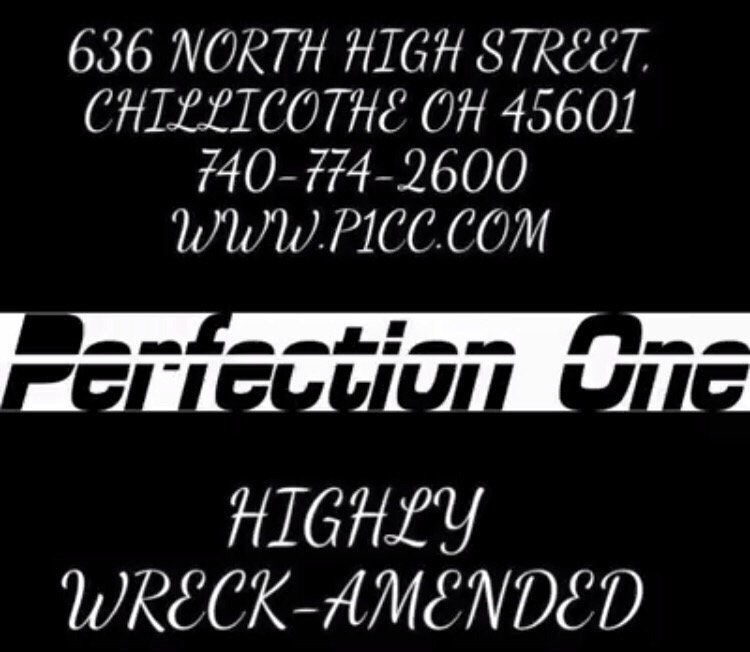 Perfection One Collision Center: 636 N High St, Chillicothe, OH