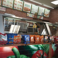 Photo Of Subway Mercer Island Wa United States Counter