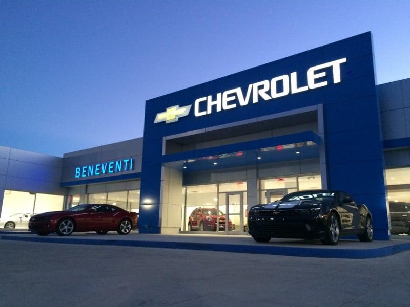Beneventi Chevrolet: 3333 Highway 141, Granger, IA