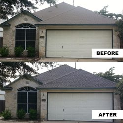 Amazing Photo Of Alden Roofing   Pflugerville, TX, United States. Before And After  On