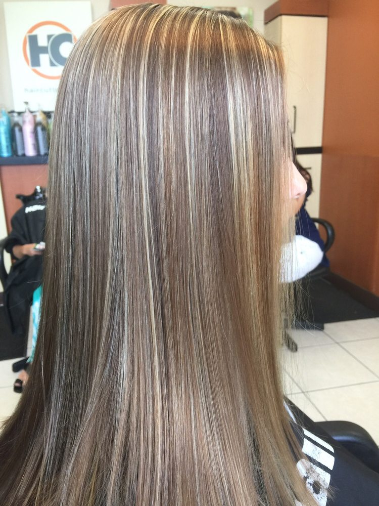 Highlights Done By Diana Almaguer Yelp