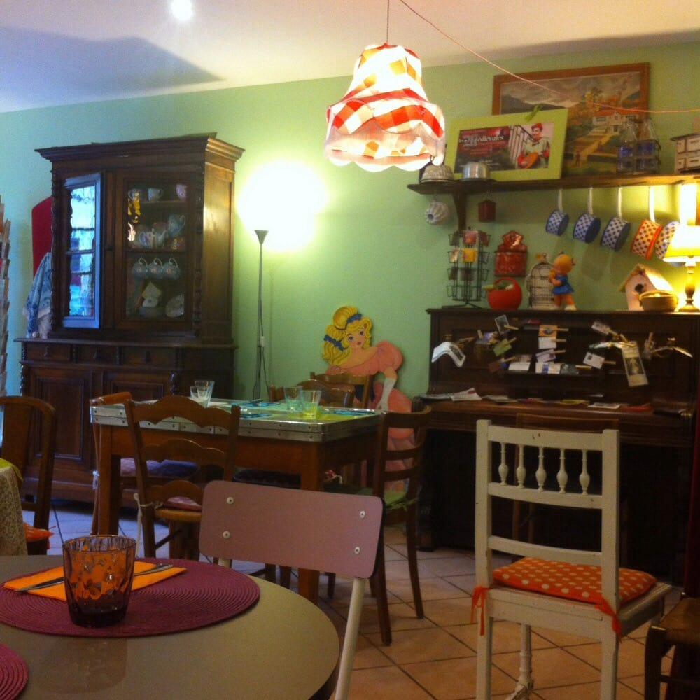 L essentiel fran ais 25 rue porcherie cr mieu is re for Restaurant cremieu