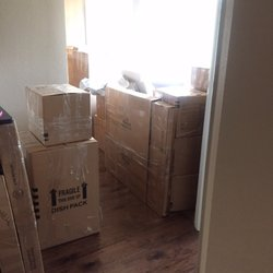 Photo Of US Movers   Dallas, TX, United States. My Packed Boxes!