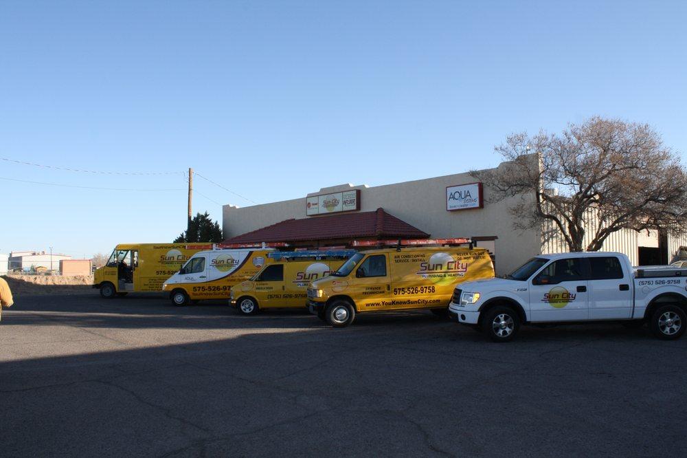 Sun City Plumbing & Heating: 560 N 17th St, Las Cruces, NM
