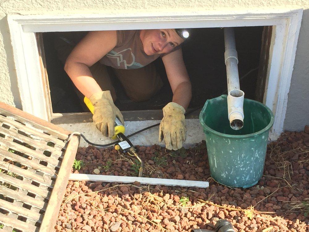 Women's Handy Repairs/ Community Construction