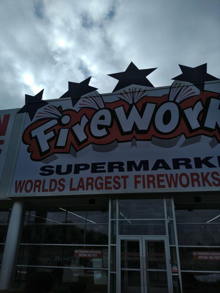 Fireworks Supermarket