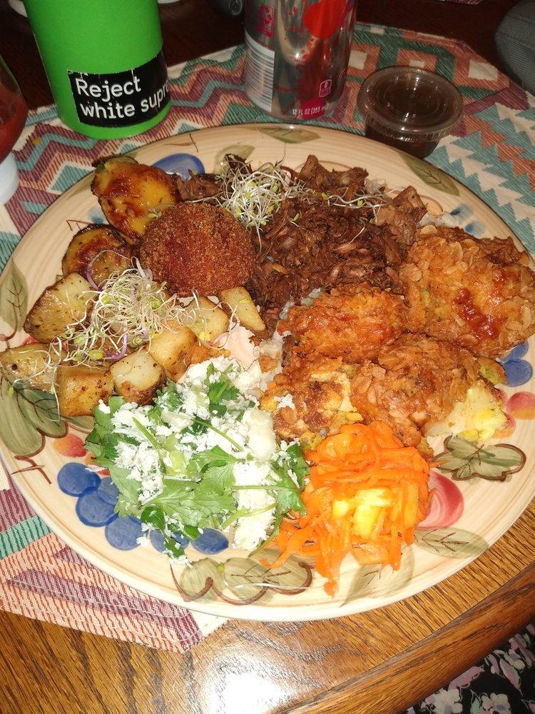 Food from Wadadli Dessert Oasis