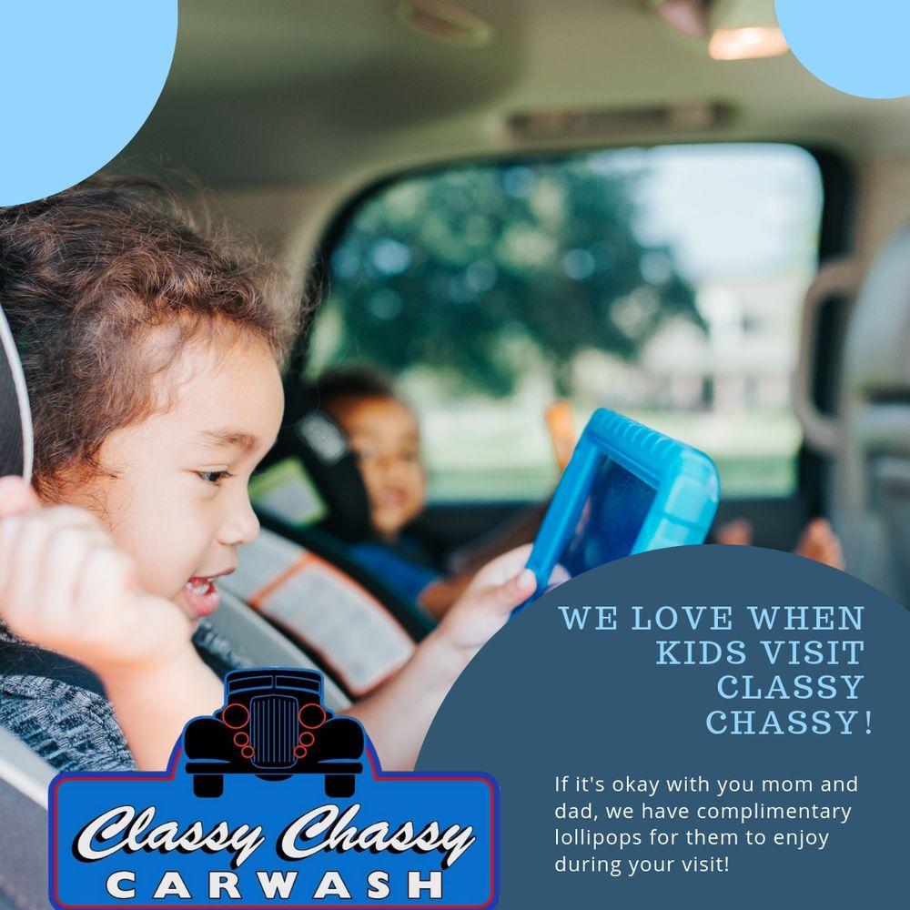 Classy Chassy Carwash: 1104 Upper Front St, Binghamton, NY