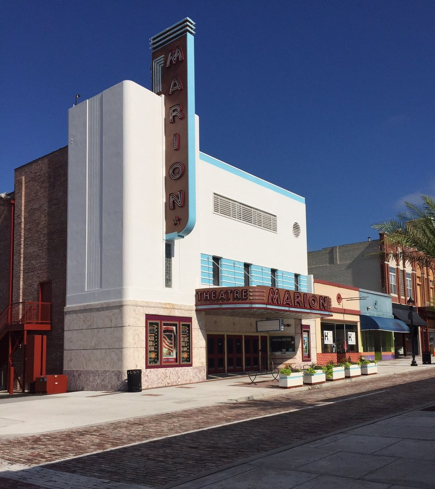 The Marion Theatre: 50 S Magnolia Ave, Ocala, FL