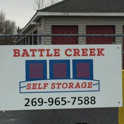 Good Photo Of Battle Creek Self Storage   Battle Creek, MI, United States