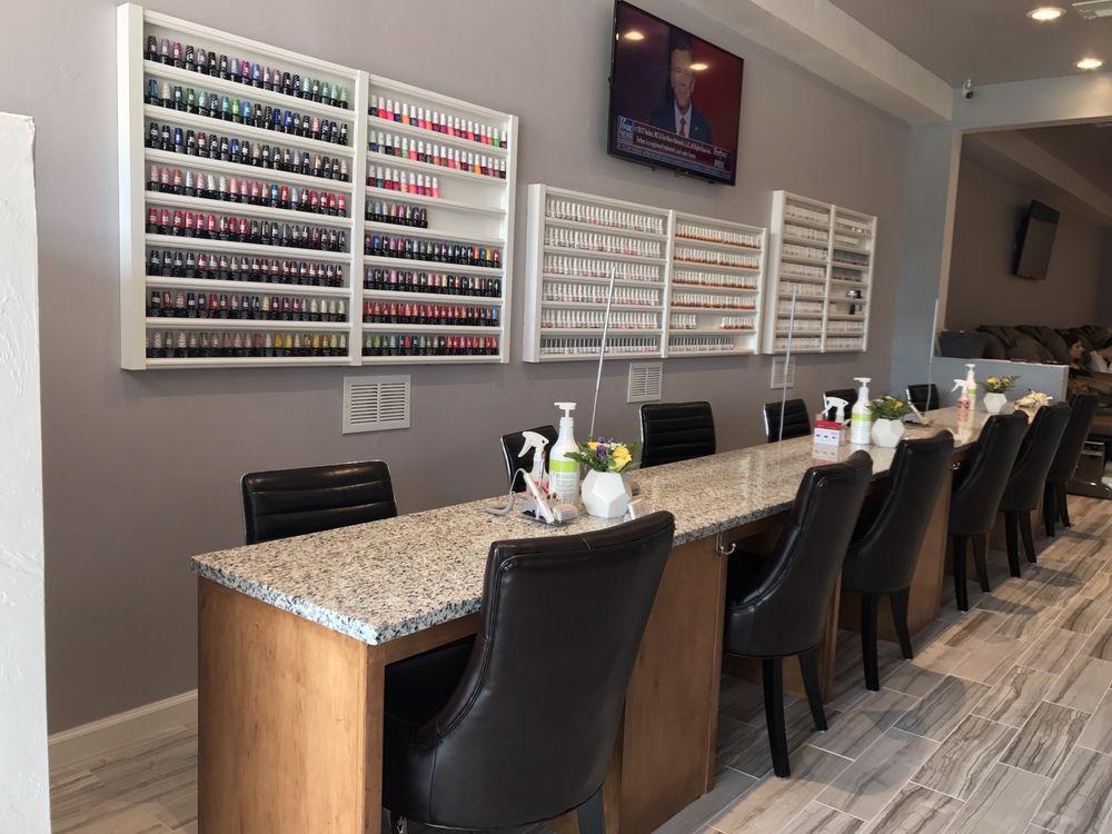 Shangri La II Nail Bar: 1380 W Covell Rd, Edmond, OK