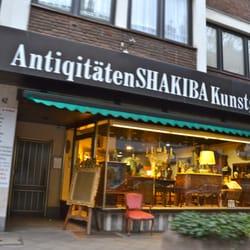 Antiquitäten Düsseldorf antiquitäten kunstgewerbe shakiba kunstgalerie birkenstr 42