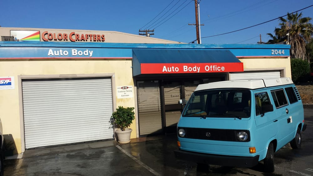 Collision Repair Shops Near Me >> Color Crafters Collision & Auto Body - 14 Photos - Body ...