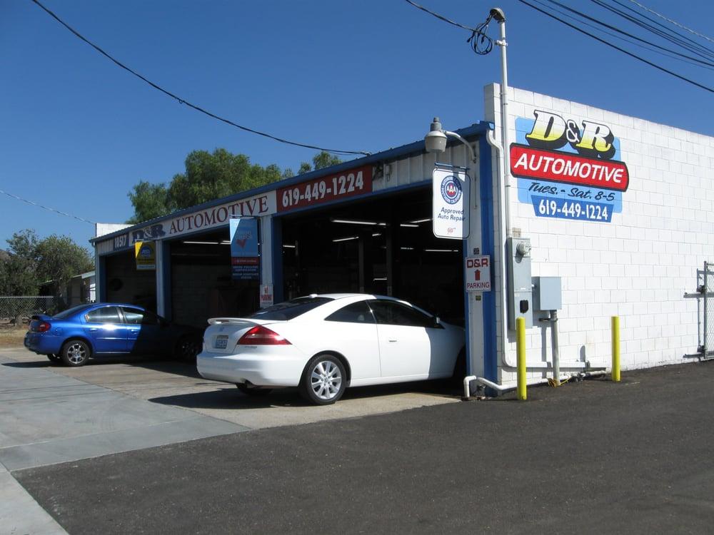 D r automotive 21 reviews garages 10517 prospect for Garage auto b2