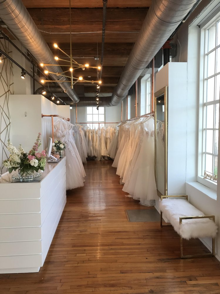 J Major's Bridal Boutique