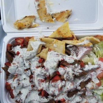 New York Style Halal Gyro Food Trucks 6157 Cleveland Ave