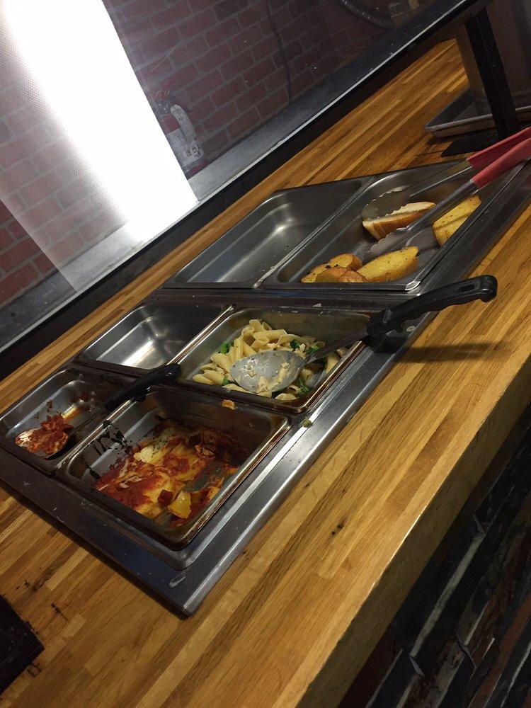 Spinners Pizza & Pasta: 37605 W 1st St, Hilliard, FL