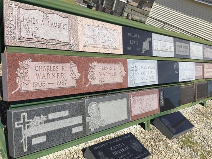 Lambert Monument Sales: 1251 N Schuyler Ave, Kankakee, IL