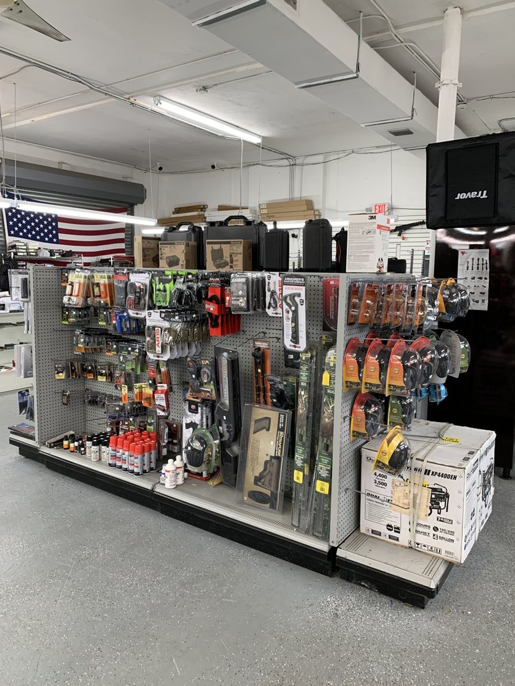 Johnson Firearms: 4031 NW 2nd Ave, Miami, FL
