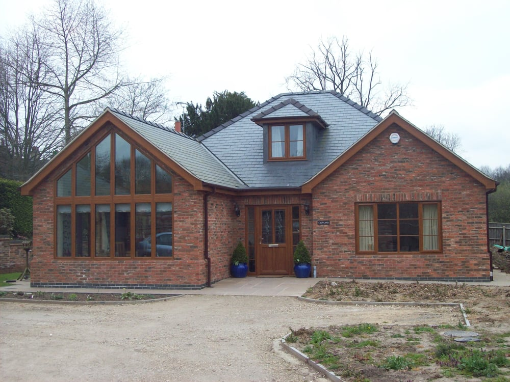 Designqube 4 bed dormer bungalow louth yelp for 5 bedroom house designs uk