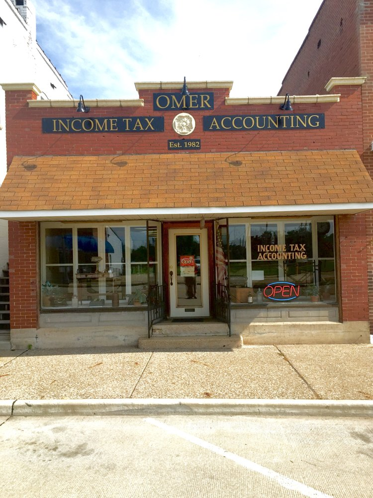 Omer Tax & Accounting: 107 W St Louis, Pacific, MO