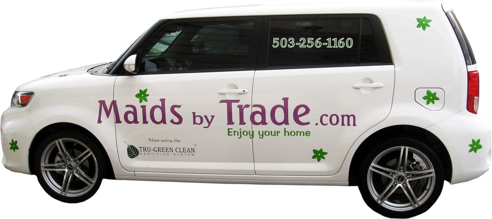 Maids by Trade: 6950 SW Hampton St, Tigard, OR